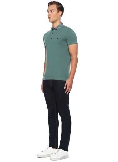 Etro Tişört Yeşil